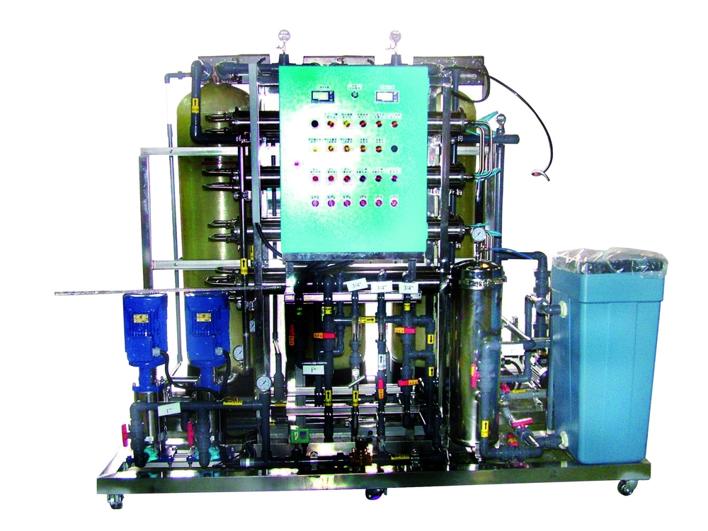 Commercial & Industrial RO Water System
